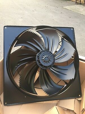 Large Industrial Extractor Fan 710 Dia 3 Phase 15000m3/hr 900rpm