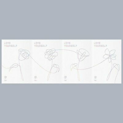 Bts-Love Yourself : Her Cd New