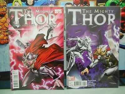 The Mighty Thor # 1, 4  (2011)