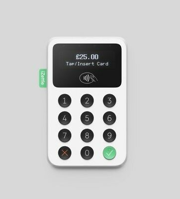 iZettle Chip and Pin 2 Card Reader - Brand New SEALED - Latest Edition