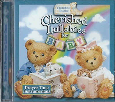 Cherished Lullabies For Baby-Prayer Time Instrumentals CD NEW