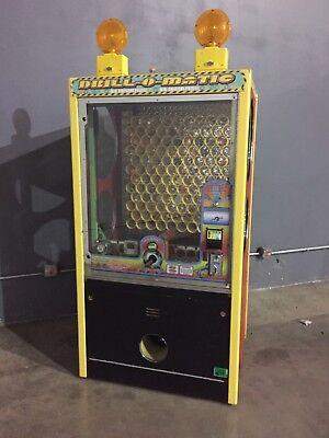 Drill-o-Matic Arcade Redemption Game