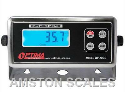 Universal Scale Display Head Monitor Brain Read Out Sensor Weighing Transducer