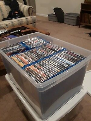 10 random titles: HUGE blu ray lot