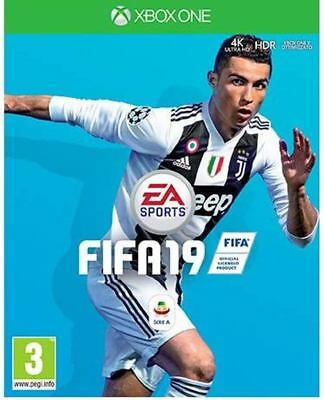 Games - Xbox One - Fifa 19