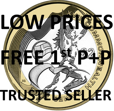 ALL UK £2 Two Pound Coins VERY CHEAP!!!! + FREE 1st class P+P in stock CHEAP!!!!