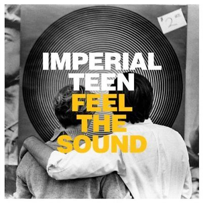 Imperial Teen-Feel The Sound CD NEW
