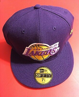newest d7784 e9295 ... usa la los angeles lakers new era 59fifty hat nba classic cap ef1c3  61bda