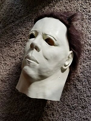 Michael Myers Latex Halloween Mask (Halloween 1 Movie, 1978)