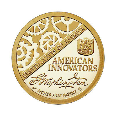 2018-S US American Innovation Proof Coin $1 (18GA)
