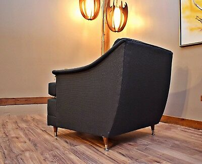 Mid Century Kroehler Signature Designs Rounded Chair