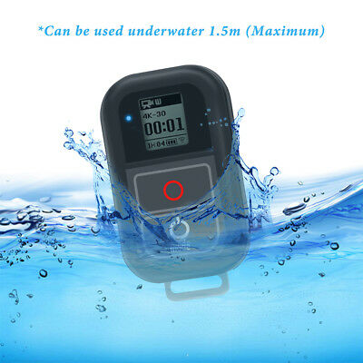 SHOOT Waterproof WiFi LCD Remote Control for GoPro HERO Action Camera 7 6 5 4 3+