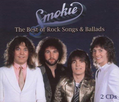Smokie-Best Of The Rock Songs And Ballads Cd New