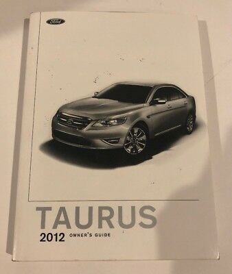 2013 ford taurus owners manual | just give me the damn manual.
