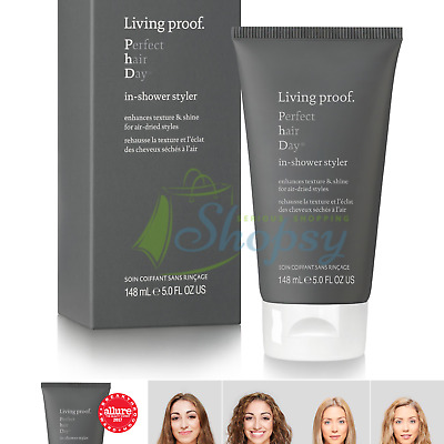 5x Living Proof Perfect Hair Day In Shower Styler 1 Oz Each Total 5