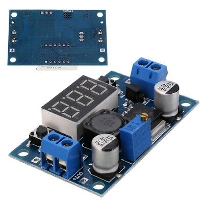 New Adjustable DC-DC LM 2596 Converter Buck Step Down Regulator Power Modul