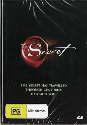The Secret Extended Edition - Rhonda Byrne - New Dvd