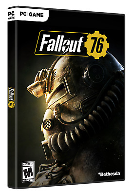 Fallout 76 Bethesda.net Key CD-KEY FOR PC EUROPE FAST DELIVERY