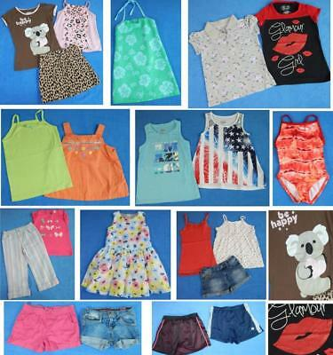 NICE CLEAN LOT 21PC GIRLS CLOTHES SZ 6-6X: Justice Place Limited Circo TYR~2S53