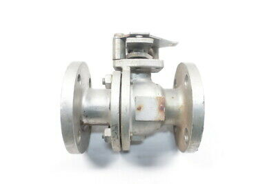 Apollo Manual 150 Stainless Flanged 1-1/2in Ball Valve