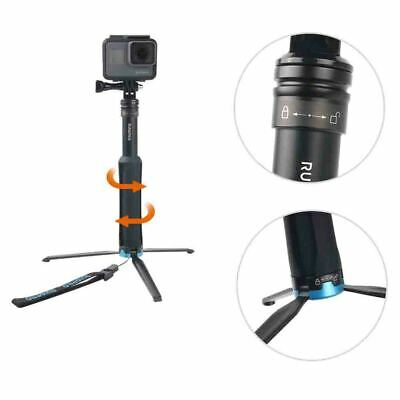 Aluminum Handle Selfie Stick Tripod for GoPro Hero 7 6 5 4 3+ 3 2 1 Xiaomi Yi