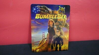 BUMBLEBEE - 3D Lenticular Magnet / Magnetic Cover for STEELBOOK