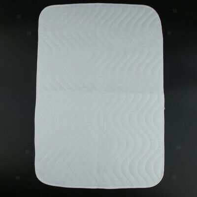 Reusable Waterproof Washable Incontinence Bed Pee Pad Underpad Protector