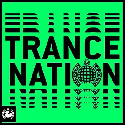 Trance Nation - Ministry Of Sound -  CD ZDVG The Cheap Fast Free Post The Cheap
