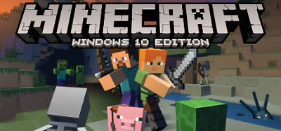 Minecraft Windows 10 Edition GLOBAL Key