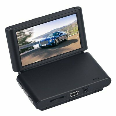 D027 2.45 Inch IPS LCD Screen Car DVR 140 Degree Wide Angle HD Video RecorderN!