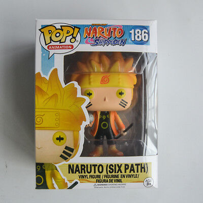Funko Pop! Naruto Shippuden Vinyl Figure New With Box NARUTO (SIX PATH)