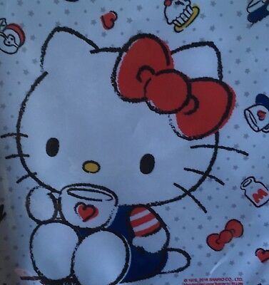 NEW Red Hello Kitty Table  Placemat