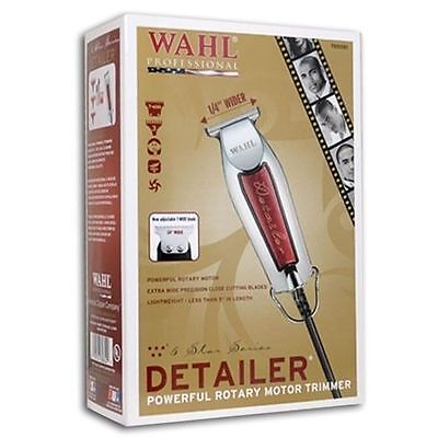 Wahl Professional 8081 5 Star Series Detailer Powerful Rotary Motor Trimmer