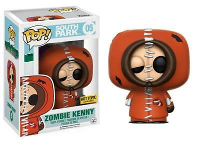 Funko Pop! South Park ZOMBIE KENNY (Limited Exclusive) #05 **CLEARANCE**