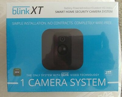 Blink XT Home Security Camera System Wireless Motion Detection .   Phone Alerts