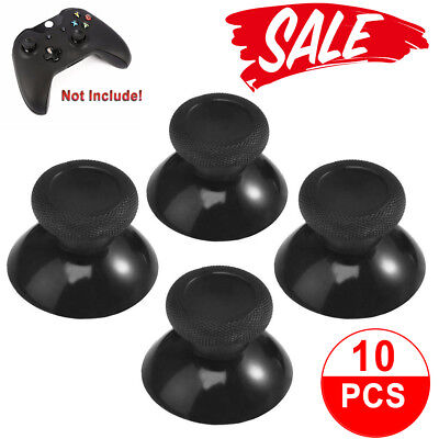 10pc Analog Thumbstick Thumb Stick Joystick Cap Replaces for Xbox One Controller