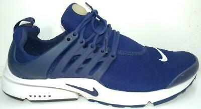 check out 06169 6d800 Nike Air Presto Essential Shoes 848187-402 Binary Blue White Men s Size 12
