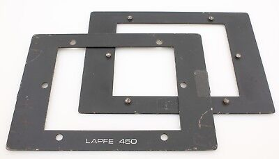 Durst LAPFE 450 enlarger mask 4x5 for Durst Laborator 138 Nega carrier