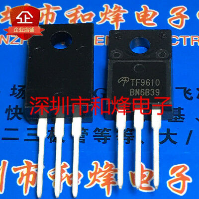 24A 60V 10 x TF409 AOTF409 P-Channel MOSFET Transistor TO-220F