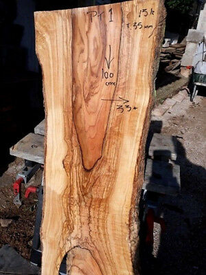 Madera de Olivo slabs boards live edge PT1 - 120 euros, transport incluido UK