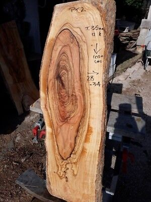 Madera de Olivo slabs boards live edge PT2 - 120 euros, transport incluido UK
