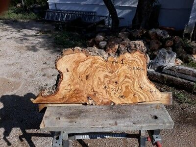 Madera  Olivo slabs live BURR   PB1- 85 euros, transport incluido UK