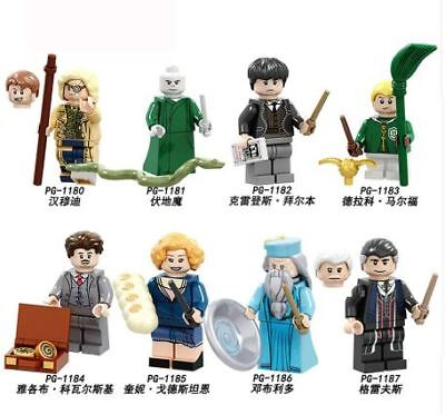 Legoings 71022 Harry Potter Figures Hermione Granger Lord Voldemort ETC Toys