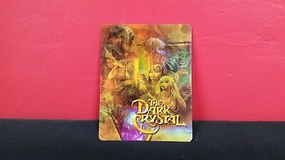 THE DARK CRYSTAL - 3D Lenticular Magnetic Cover / Magnet for BLURAY STEELBOOK