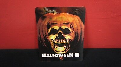 HALLOWEEN 2 II - 3D Lenticular Magnetic Cover / Magnet for BLURAY STEELBOOK