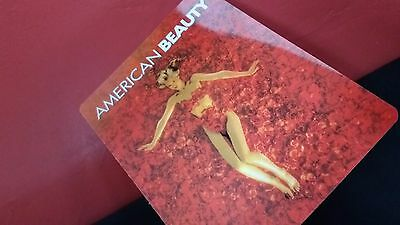 AMERICAN BEAUTY - 3D Lenticular Magnetic Cover / Magnet for BLURAY STEELBOOK