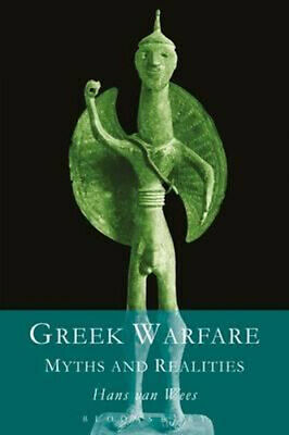 NEW Greek Warfare By Hans Van Wees Paperback Free Shipping
