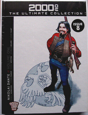 2000AD Ultimate Collection Issue8/Vol72: Nikolai Dante, Volume One, New&Sealed.