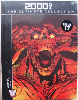 2000AD Ultimate Collection Issue 17/Volume 55: Zombo, New&Sealed.