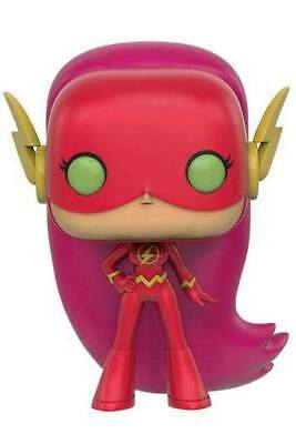 Funko Pop! Television Teen Titans Go! STARFIRE as FLASH #336 **CLEARANCE**